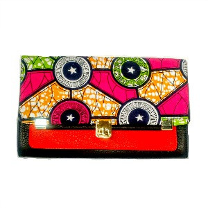 Ankara Print Trendy Fashion Clutch 49.99