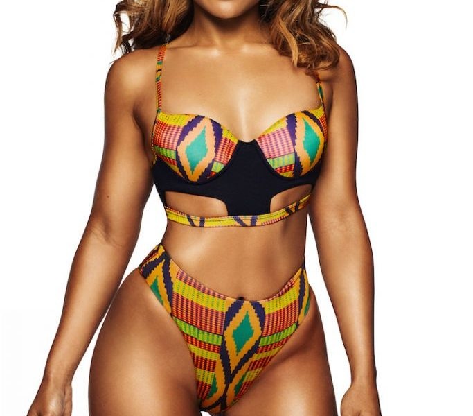 d68617de257 Kente sexy 2016 swimwear Collection - Eleksie Noir
