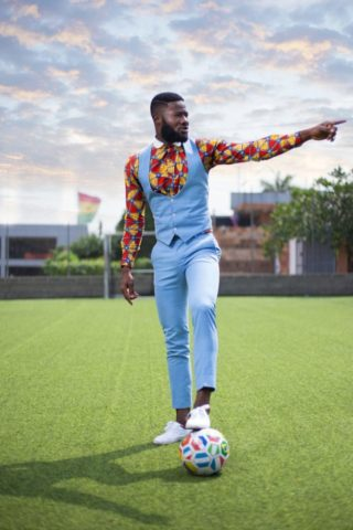 ABRANTIE THE GENTLEMAN 5