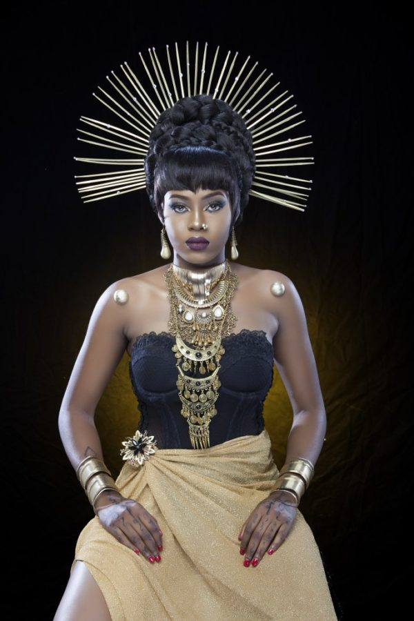 Amira Ibrahim Africa Fashion Week