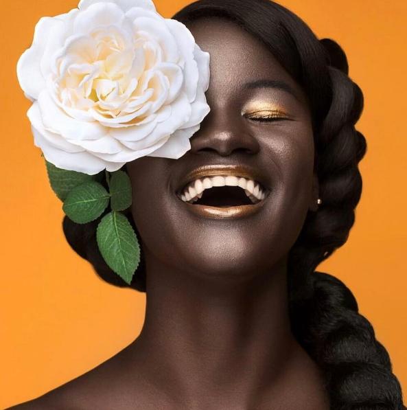 Khoudia Diop melaniin.goddess