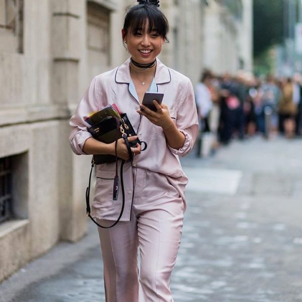 pajama sleep wear style trend