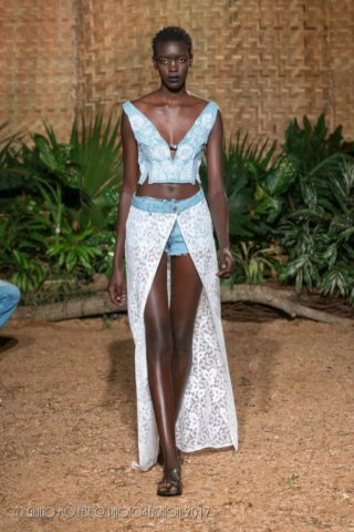 Kampala Fashion Week Cirra Sue