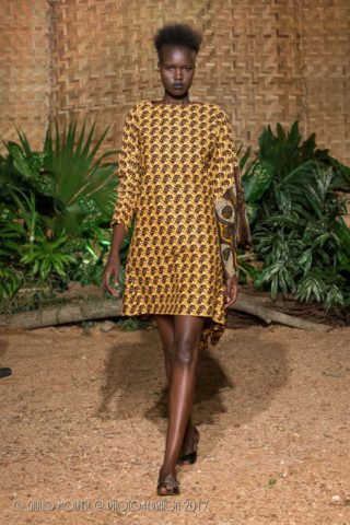 Kampala fashion Week halisi