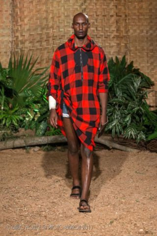 Kampala Fashion Week Kas Wear