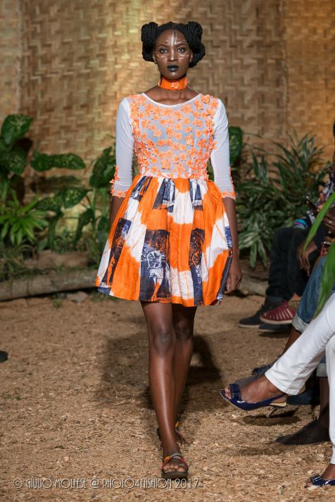 Kampala fashion Week Nsimire