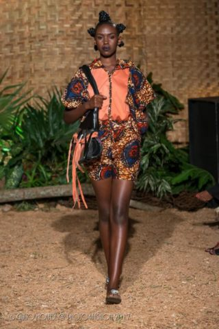 Kampala Fashion Week say Manda
