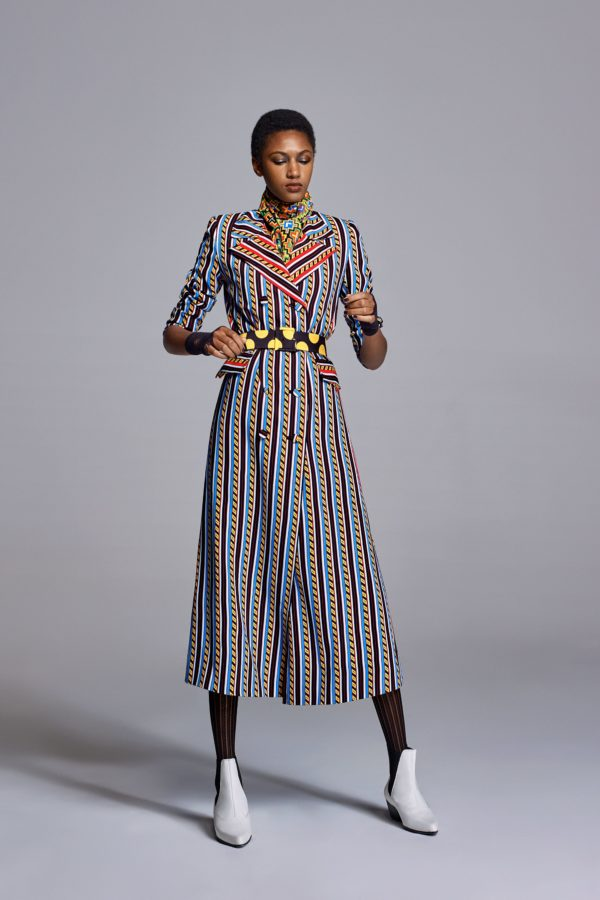 Duro Olowu Fall 2018
