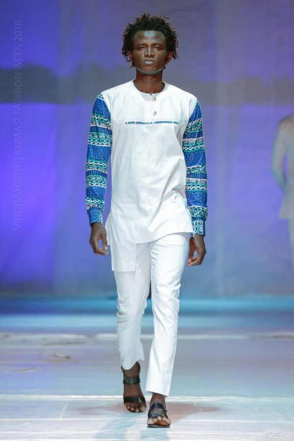 KUMASI FASHION WEEK 2018