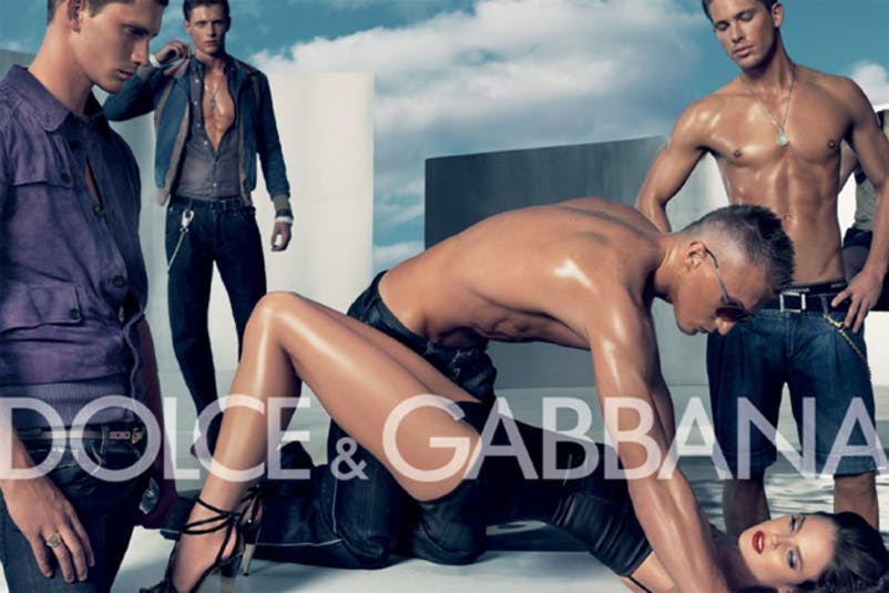 D&G fashion campaigns