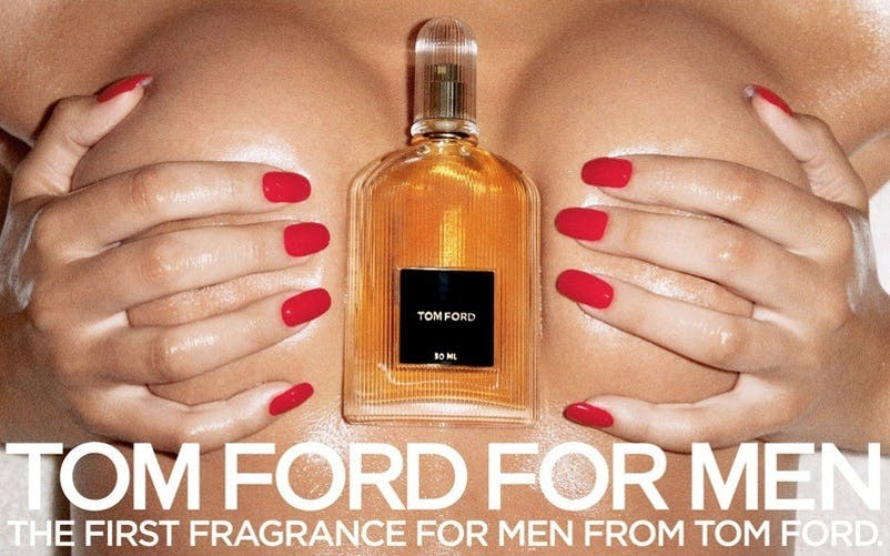 Tom Ford fashion campaign