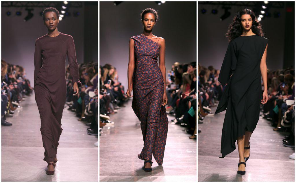 'Black models matter' proves Zac Posen.