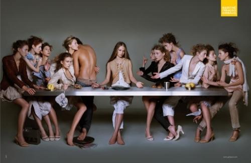 Marithe fashion campaigns