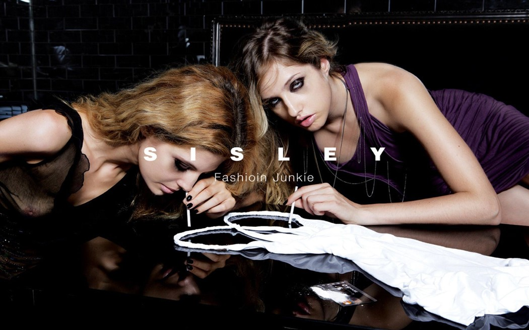 Sisley fashion campaigns
